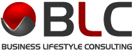 Business Lifestyle Consulting Logo